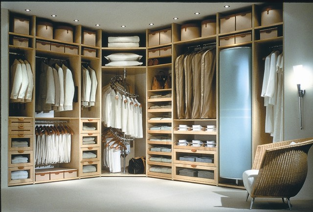 Studio Becker contemporary-closet