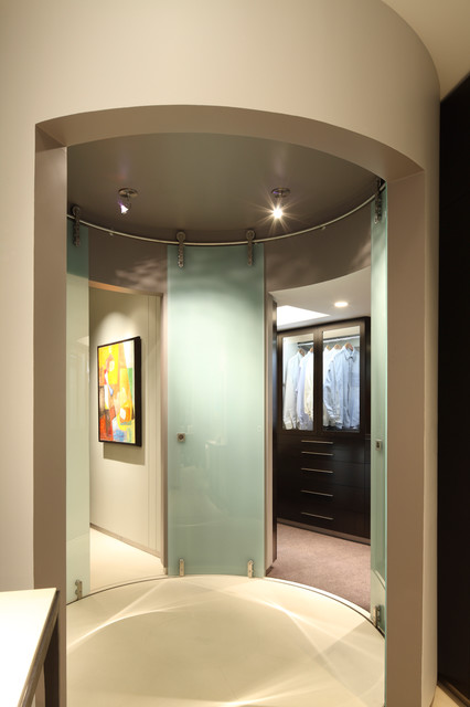"""Tahoe's """"Lake House"""" - Contemporary - Closet - other metro ..."""