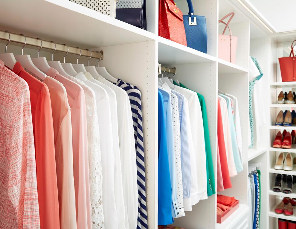 Closet - modern closet idea in Dallas