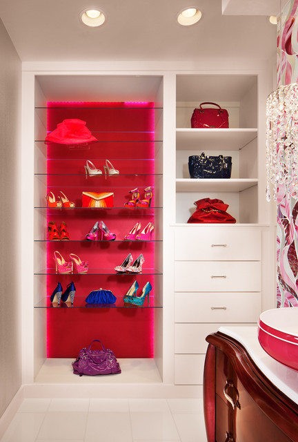 Good Teen Girls Bath And Bedroom San Antonio, TX Contemporary Closet
