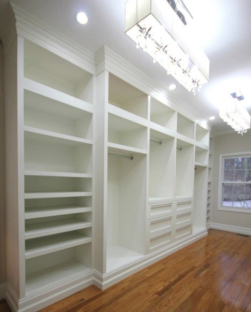 Tennessee Master Closet Traditional Closet Nashville
