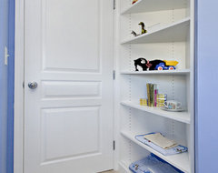 The Baby's Room traditional-closet