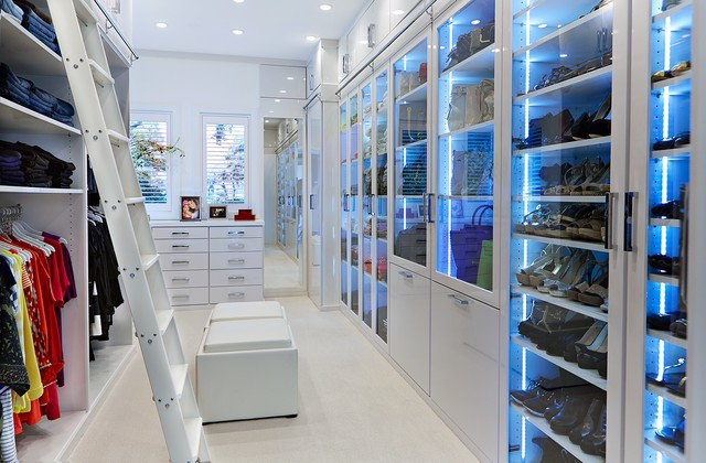 Awesome The Baystone Custom Home Contemporary Closet