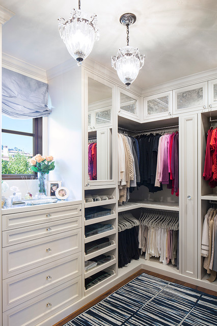The Beach Closet Traditional Closet Los Angeles By