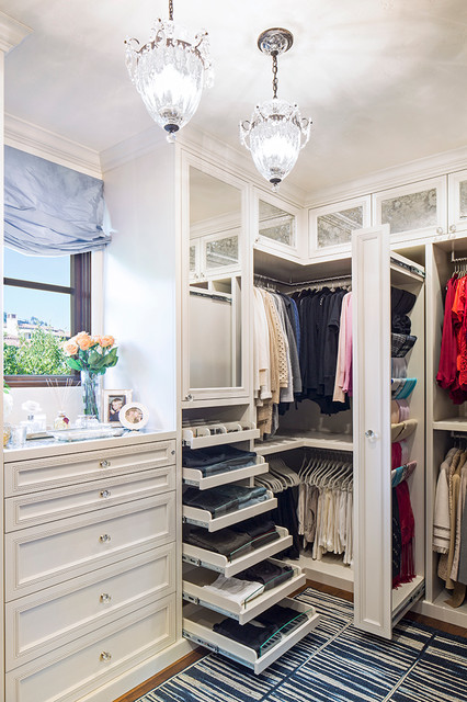 The Beach Closet traditional-closet