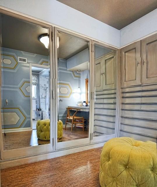 The bedroom suite the closet the 2013 pasadena for Closet design los angeles