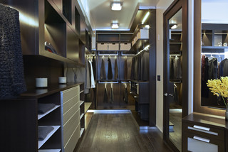 The Boutique Closet contemporary-closet