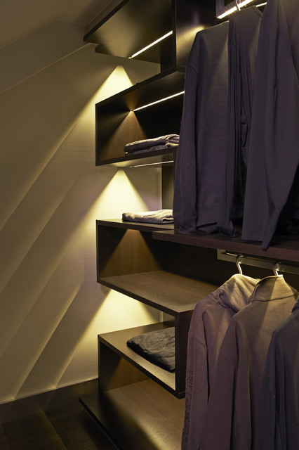 The Boutique Closet - Playa Vista, CA Residence contemporary-closet