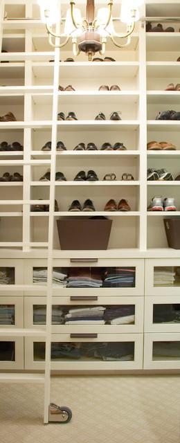 The Design Atelier contemporary-closet
