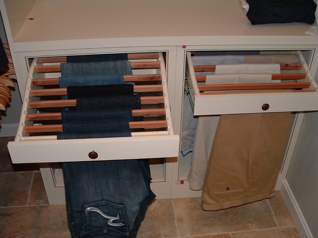 The Kitchen Solution Co. traditional-closet