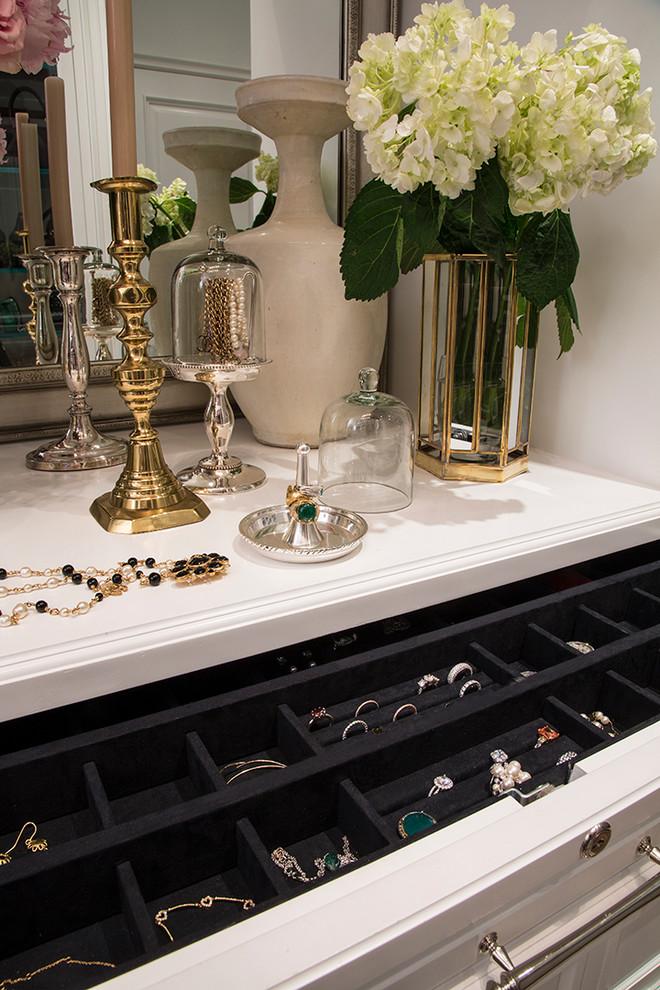 Closet - traditional closet idea in Los Angeles
