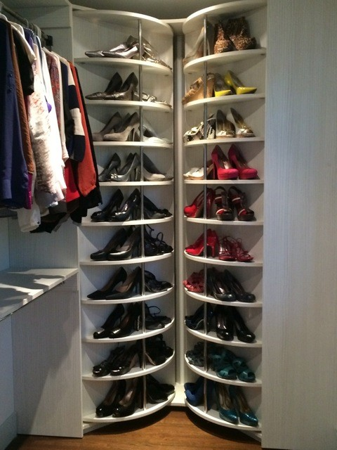 The Revolving Closet Organizer A Must Have In Every. Shoe Rack Fact Simple  Diy Lazy Susan