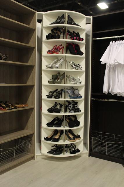 Delicieux The Revolving Closet Organizer   Manually Rotates 360 Degree Beach Style  Closet
