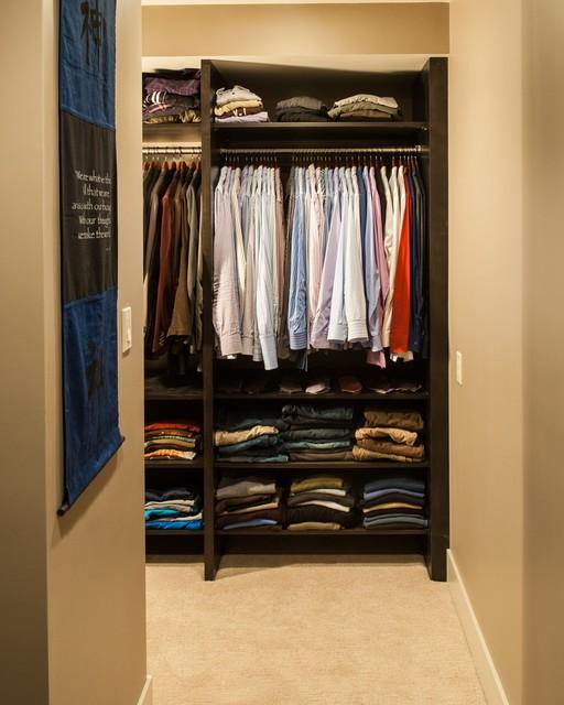 Man Cave Closet Ideas : The ultlimate man cave contemporary closet boston