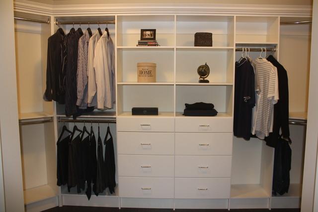 Toronto Closets traditional-closet