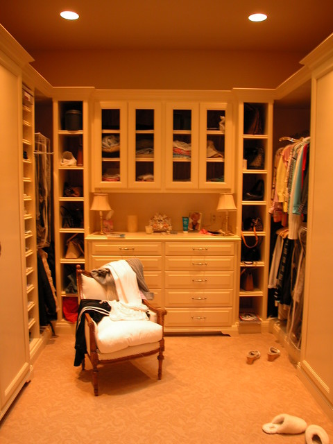 Closets of The French Tradition traditional closet