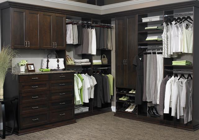 Closet - traditional closet idea in Atlanta