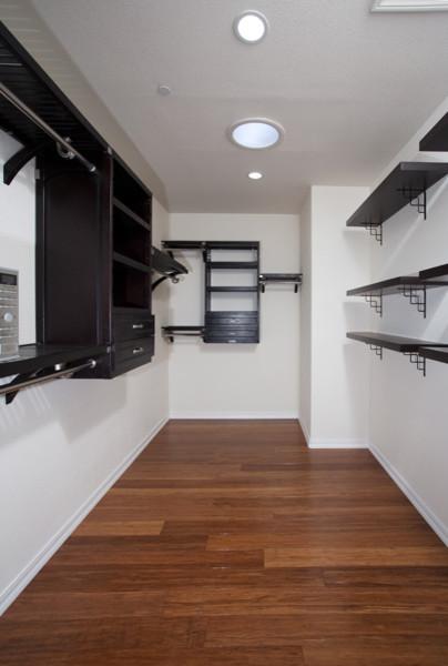 Universal Design in Santa Clara, CA contemporary-closet