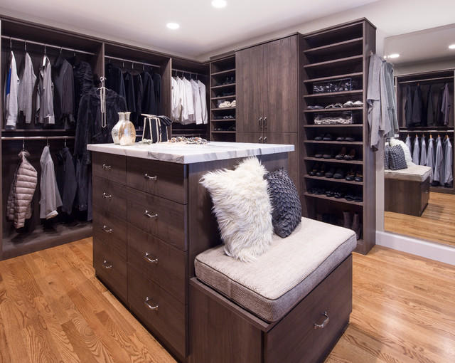 Valet Custom Cabinets Closets Walk In Closet Master Hudson