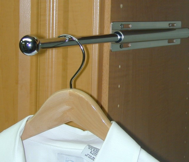 SpaceMan Home U0026 Office · Closet Designers And Professional Organizers.  Valet Rod Closet