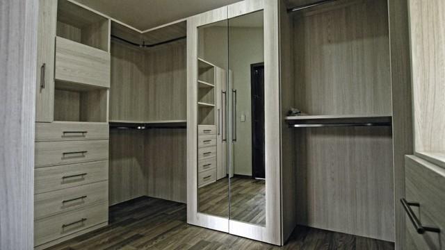 vanguardia closets vestidores modern closet by