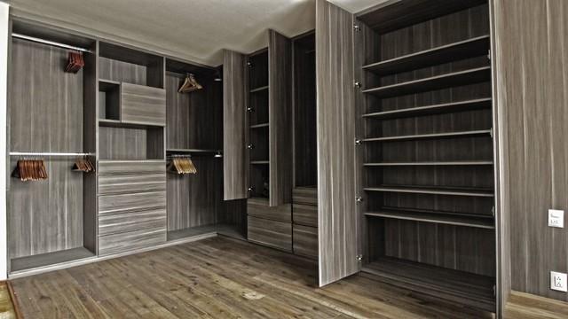 Vestidores vanguardia modern closet mexico city by for Closets de vanguardia