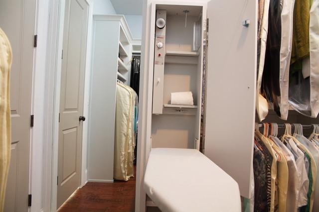 Vickery Residence traditional-closet