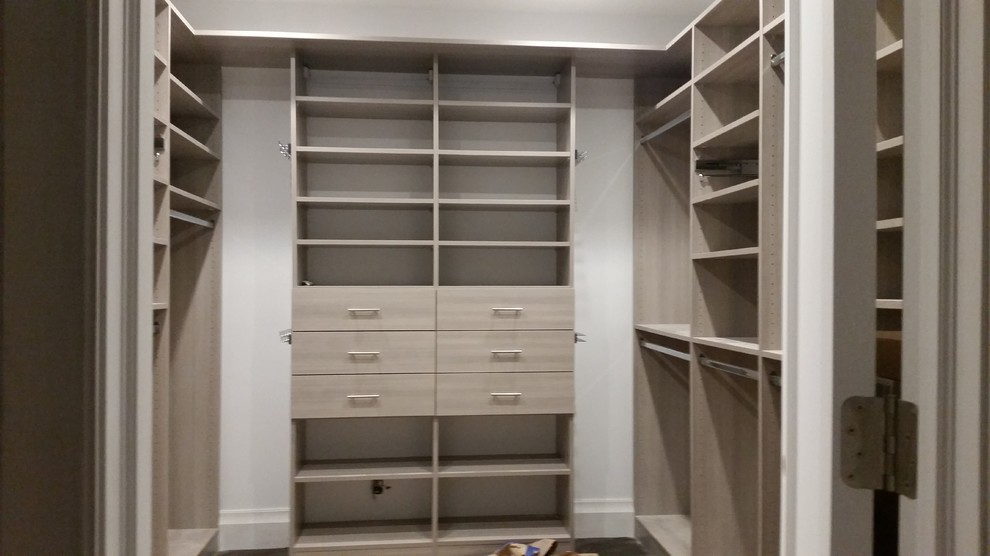 Walk-In Closet in Midwood - Contemporary - Closet - New ...