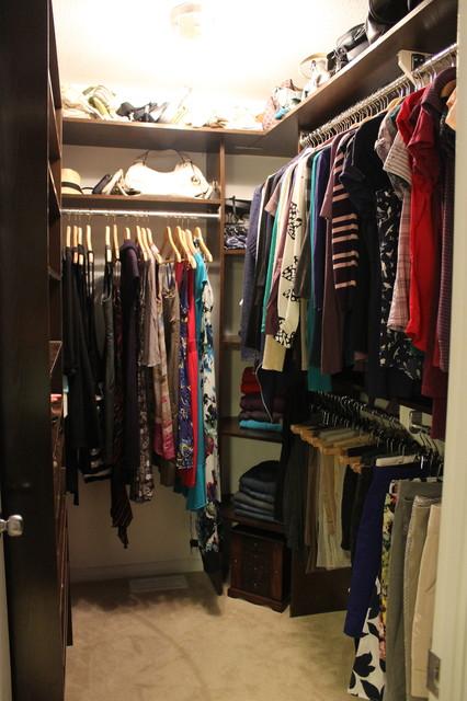 Walk In Closet Contemporary Closet Ottawa By Km Decor