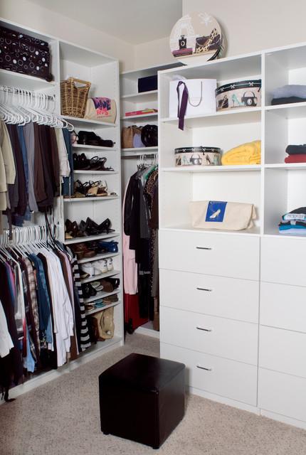 walk in closet organizers closet los angeles by