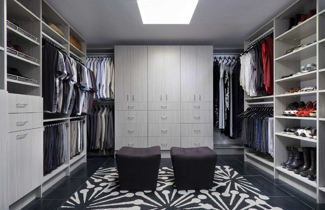 walk in closets contemporary closet