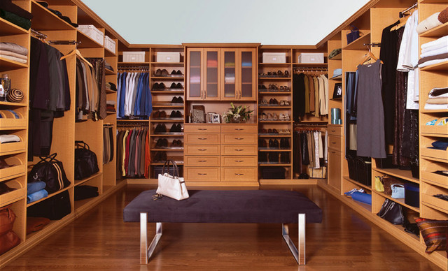 Walk In Closets Traditional Closet New York By
