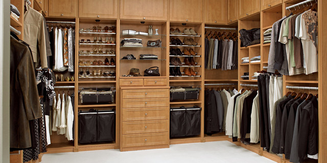 Delicieux Walking Closet Contemporary Closet