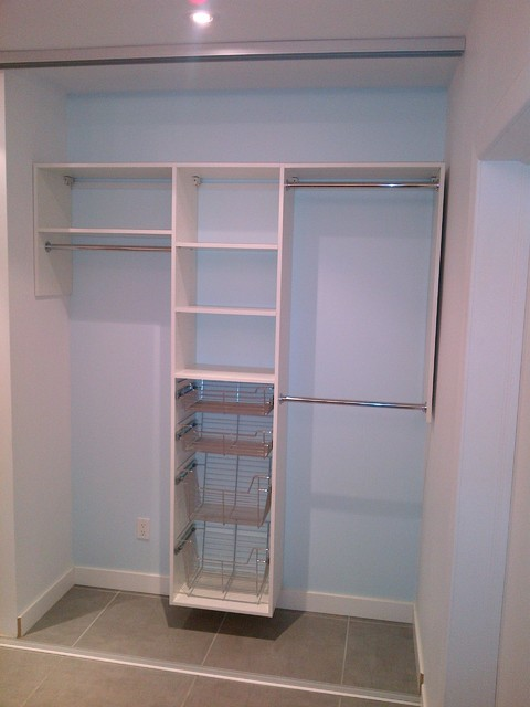 Inspiration For A Closet Remodel In Toronto