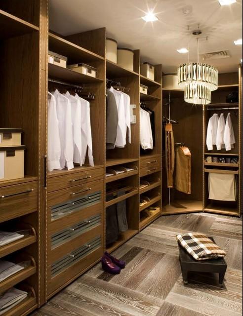 Wardrobe ideas contemporary closet los angeles by for Closet design los angeles