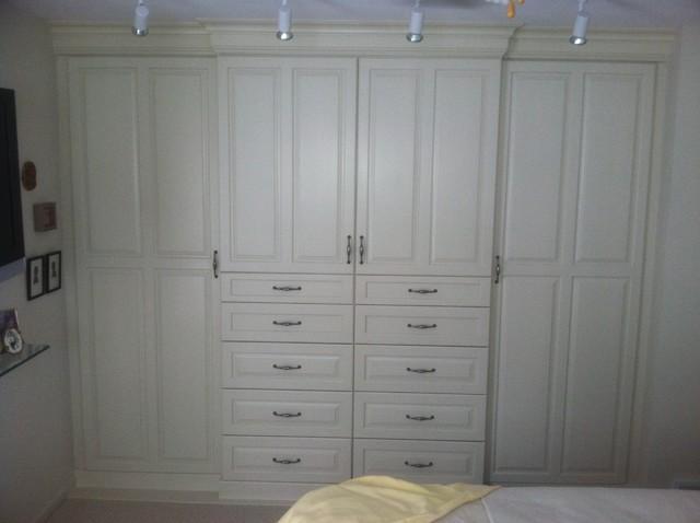 Closet   Traditional Closet Idea In Cleveland