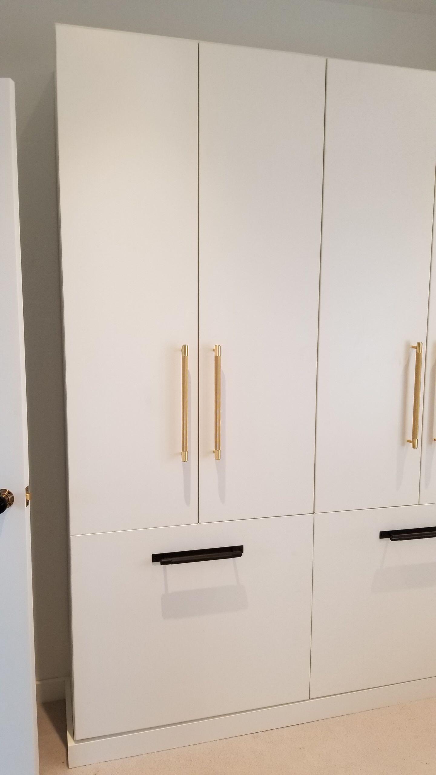 White Dressing Room