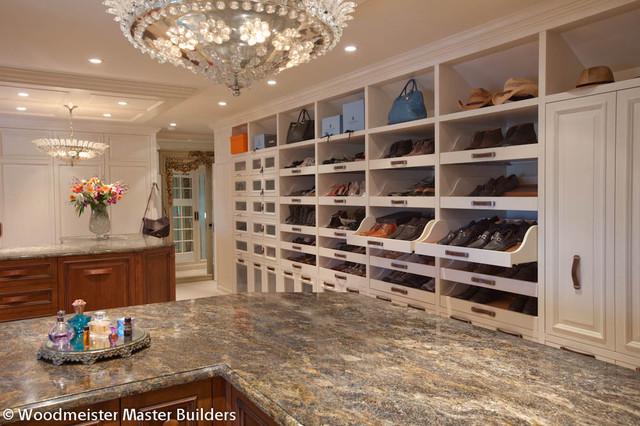Shoe And Purse Closet Storage Anization