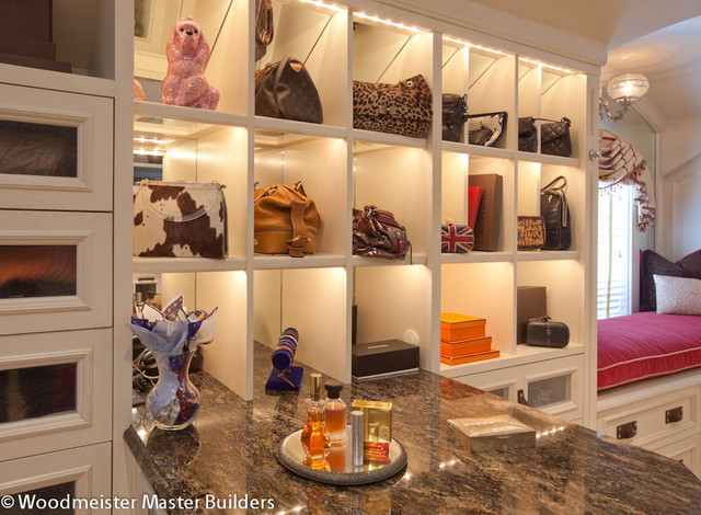 Charming Woodmeister Master Builders Traditional Closet