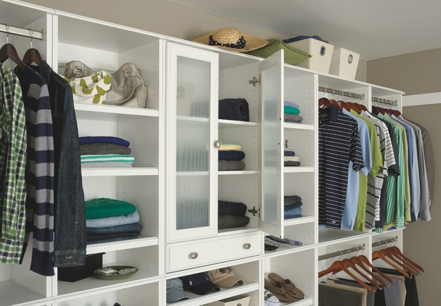 Woodtrac closets for Woodtrac closets