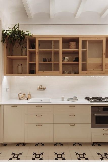 ARIBAU clasico-renovado-cocina