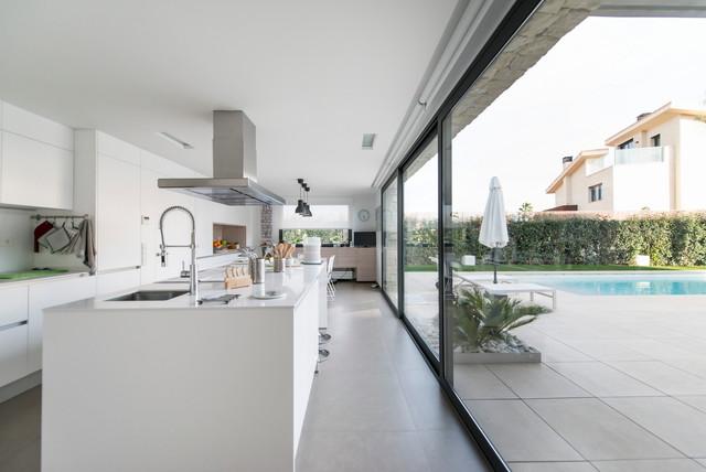 Casa Puig Cerdà moderno-cocina