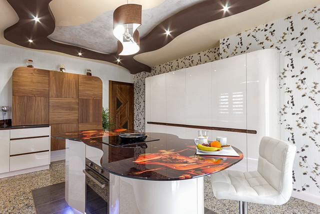 Cocina canpanillas malaga - Houzz cocinas ...