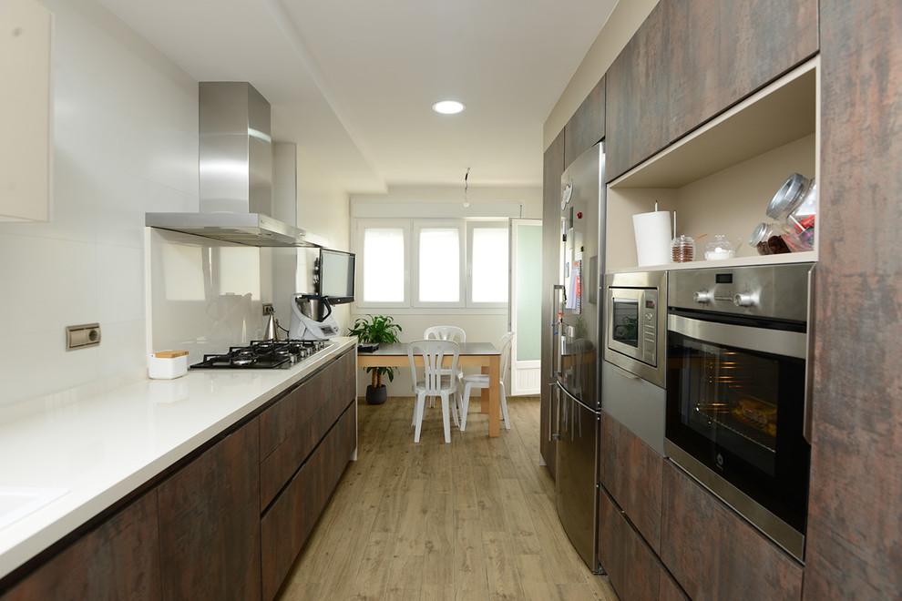 Cocina en casa unifamiliar en Roquetas