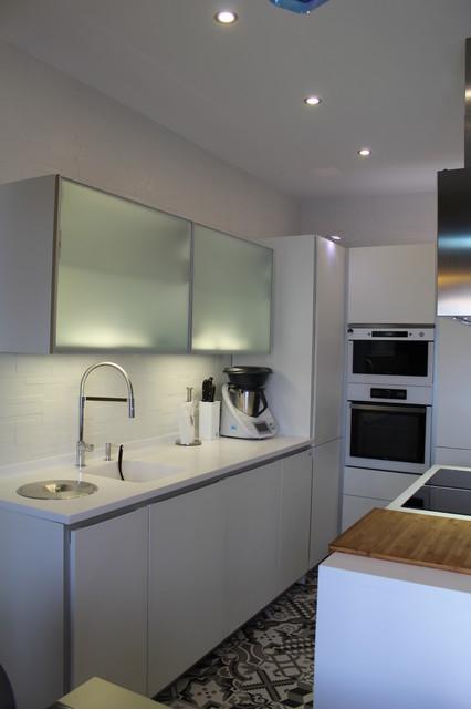 Cocina modelo mola de xey - Instaladores de cocinas ...