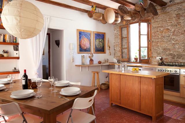 Cocinas for Medidas estandar isla cocina