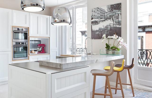 Muebles de cocina estilo n rdico - Muebles de cocina estilo retro ...