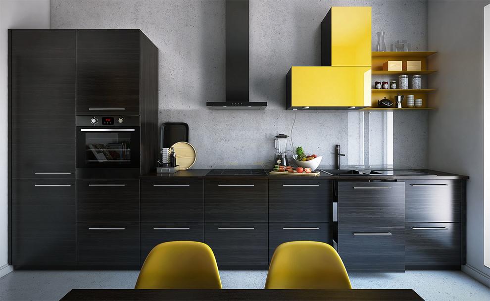 Diseño Interior Cocina Ikea - Contemporary - Kitchen ...
