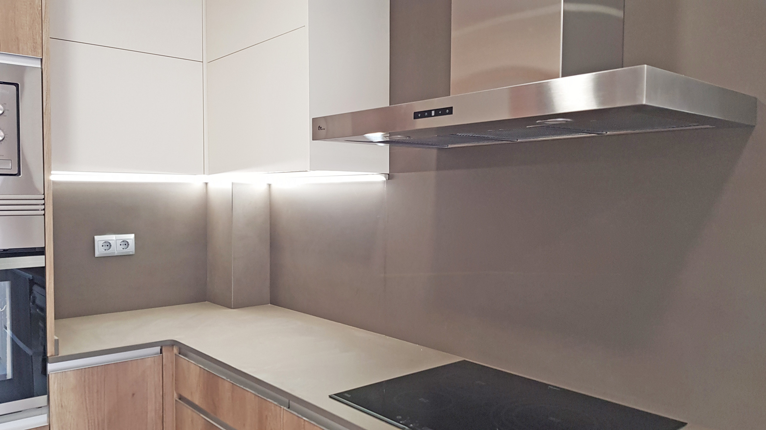 Diseño y montaje de cocina en El Perelló