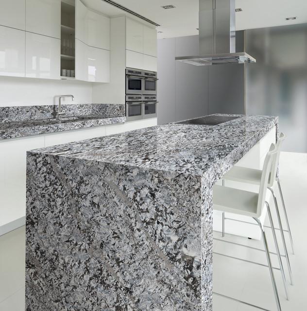 Granito contempor neo cocina otras zonas de for Levantina de granitos
